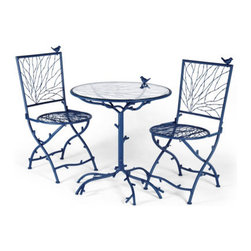 Shop Traditional Outdoor Pub Amp Bistro Sets On Houzz