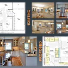 Floor Plan by Case Design/Remodeling, Inc.