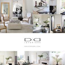 Living Room by D&D Interiors / Mikhail Dantes