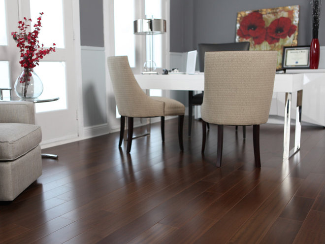 Contemporary Wood Flooring by BR111 Hardwood Flooring