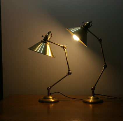 Table Lamps by IndustrialRewind