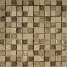 Traditional Tile by Ceramic Tileworks