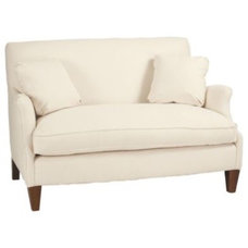 Contemporary Loveseats by Ballard Designs