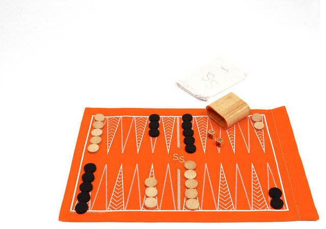 Contemporary Board Games And Card Games by A SUMMER SHOP
