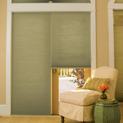 Blackout Window Treatments - Blackout window treatments have a variety of benefits than just blocking natural light, which make them a wise choice in any home. At Abda, we have a huge selection of blackout window treatments that block most natural light from entering your window, keeping bedrooms, nurseries and media rooms as dark as you like. With a variety of customizable options, blackout window treatments are available as insulating cellular shades, stylish roller shades and fashionable fabric curtains. Each of these window treatments can be personalized with color and control options perfectly suited to your room and style.