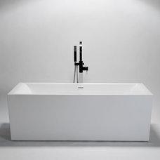 Modern Bathtubs by Blu Bathworks