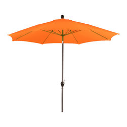 California Umbrella - 9 Foot Polyester Fiberglass Rib Push Button Tilt Aluminum Market Umbrella - California Umbrella, Inc. has been producing high quality patio umbrellas and frames for over 50-years. The California Umbrella trademark is immediately recognized for its standard in engineering and innovation among all brands in the United States. As a leader in the industry, they strive to provide you with products and service that will satisfy even the most demanding consumers.