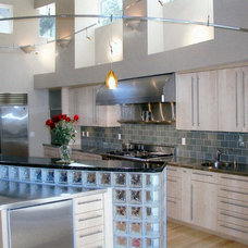 Contemporary Kitchen Countertops by U.S. Sheet Metal Company, Inc.
