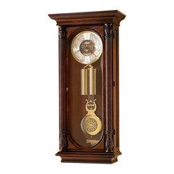 Howard Miller - Howard Miller Limited Edition Key Wound Triple Chime Wall Clock | STEVENSON - 620262 STEVENSON