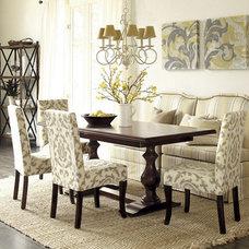 Hampton Upholstered 36 inch Bench | Ballard Designs