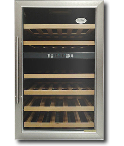 Fine Thing: A Wine Fridge Right Where You Want It
