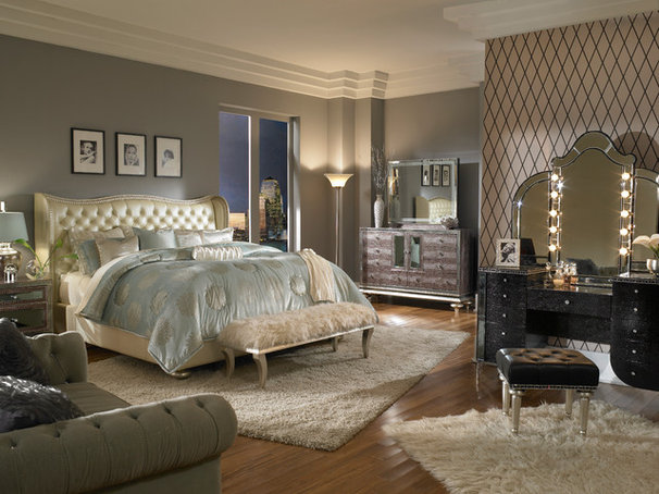 Traditional Bedroom Furniture Sets by AMOC