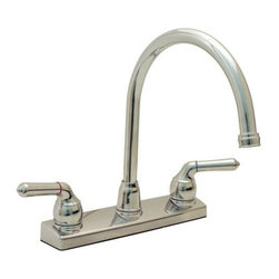 "NATIONAL BRAND ALTERNATIVE - KTCH FAUC NON-METLC CHM - | Teapot Handles | 8"" Centers 