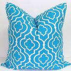 Pillows - Blue Pillow Cover