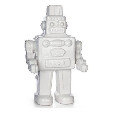 Porcelain Robot by Seletti -