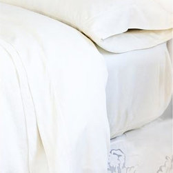 Bamboo Sheet Set - The Bamboo Sheet set is constructed of luxurious bamboo to make you feel most comfortable. This sheet set is the perfect building piece for your bed decor. Each set comes with a fitted sheet, flat sheet and pair of standard/queen pillowcases.