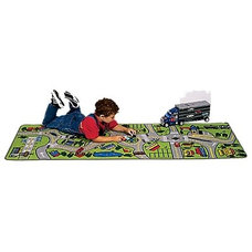 Contemporary Kids Rugs by Leaps and Bounds