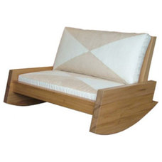 Contemporary Outdoor Rocking Chairs by ESPASSO