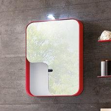 Storage Mirror Quadra 16905 by Arblu   YBath