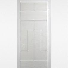 Interior Doors by Aldena serramenti - Italian windows and doors