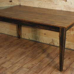 Reclaimed Wood Dining Room Tables -