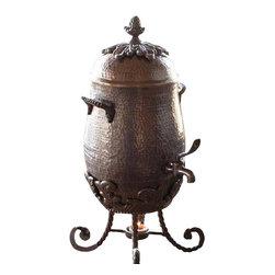 1gal. Copper Coffee Carafe - Coffee Carafe - Antique Copper, 1gal.