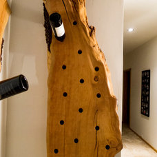 contemporary wine racks by Nordinary Designs
