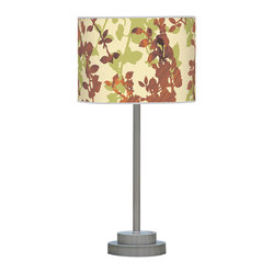 Leaf 1 Stem Table Lamp