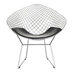 CAD Lounge Chair In Black - http://www.furnishedup.com/