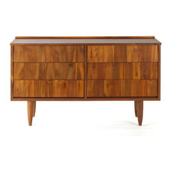 Teak Me Home - Bronson Dresser - Solid Reclaimed Teak Wood - 100% Solid Reclaimed Teak