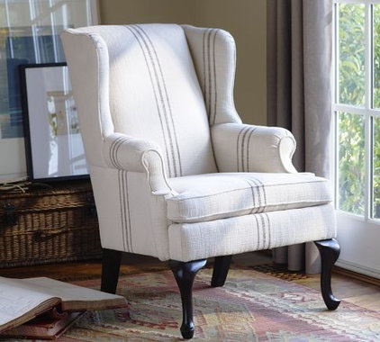 Modern Armchairs And Accent Chairs by Pottery Barn