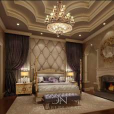 Traditional Rendering by Charles Neal Interiors