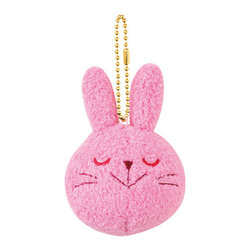 IDEA International - Utatama Rabbit Speaker - A special friend to bring and share music everywhere! This lovely stuffed-toy is an excellent speaker. Can be charged easily by USB. You can even attach it to your bag as a charm.