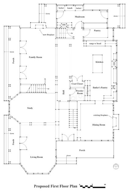 How to read a floor plan How to read plans for a house