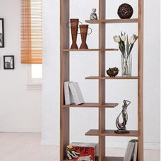 modern bookcases cabinets and computer armoires by usbeds.com