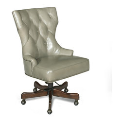 Hooker Furniture - Hooker Furniture Desk Chair EC379-096 - Hooker Furniture Desk Chair EC379-096