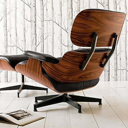 Eames lounge chair reproduction -