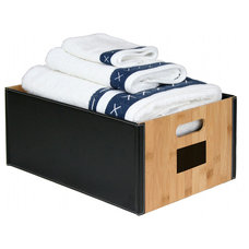 Contemporary Storage Bins And Boxes by Great Useful Stuff