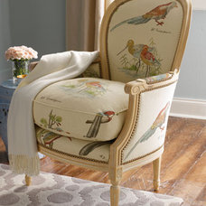 Traditional Armchairs And Accent Chairs by Neiman Marcus