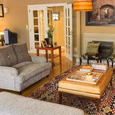 Mediterranean Living Room by Mehditash Design, LLC