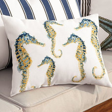 Contemporary Outdoor Cushions And Pillows by Pottery Barn