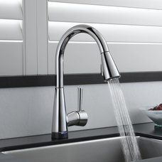 Transitional Kitchen Faucets by Studio41 Home Design Showroom | Naperville