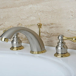 Shop two tone bathroom faucets on houzz - Kohler two tone bathroom faucets ...