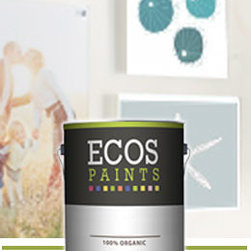 ECOS Interior Basecoat - A Basecoat for accent based colors such as deep yellows, reds, purples and oranges.