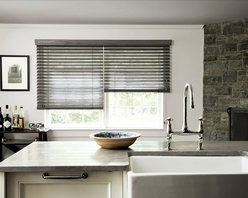 Smith and Noble Specialty Finish Wood Blinds - Our wood blinds combine the beauty of carefully selected, sustainable woods. Starting at $68+