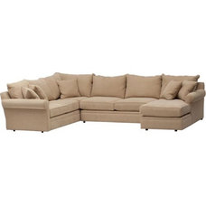 Contemporary Sectional Sofas by High Fashion Home