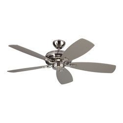 """Monte Carlo - Monte Carlo Light Cast Max 5 Bladed 52"""" Indoor Ceiling Fan - Light Kit & Blade - Features:"""