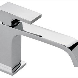 Altmans - Altmans VK12PC Vertika Lav Faucet - Flexible connections