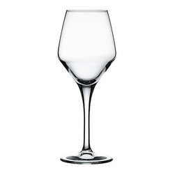 Hospitality Glass - 8.75H x 2.5T x 3.25B Dream 12 3/4 oz Tall Wine Glasses 24 Ct - Dream 12.75 oz Tall Wine