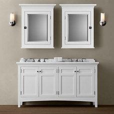 Contemporary Bathroom Sinks by Restoration Hardware
